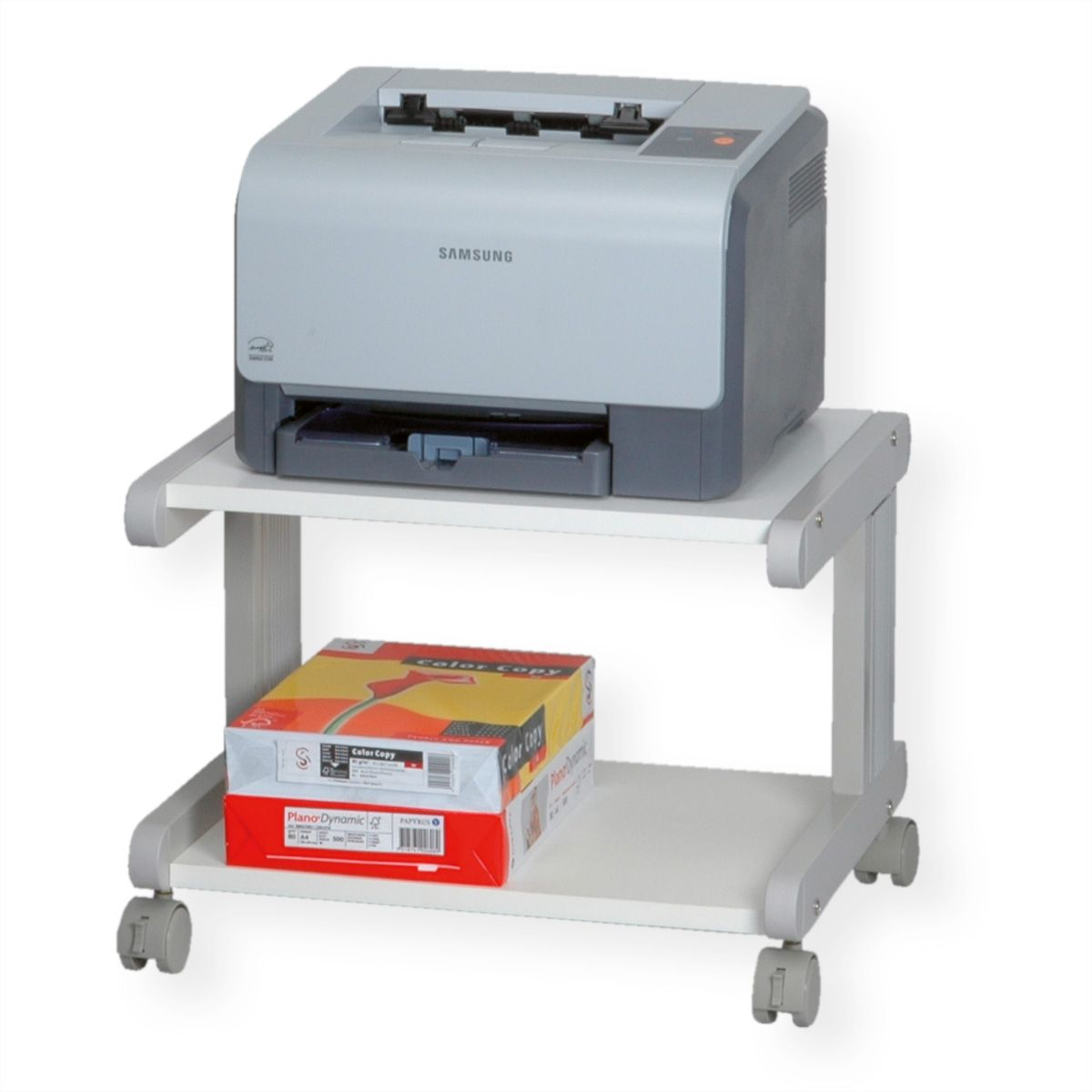 Roline mini printer tafel secomp nederland gmbh for Meuble imprimante